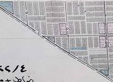 قطعة ارض ركن سكنية للبيع / الصابيات الضباط