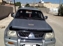Available for sale! 1 - 9,999 km mileage Mitsubishi L200 2003