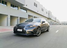 Available for sale! 60,000 - 69,999 km mileage Lexus IS 2016