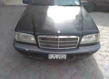 سياره للبيع مرسيدس بنز الفئهc200