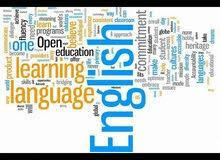 معلمة تدريس خصوصي لغة إنجليزية  إربد/كفريوبا
