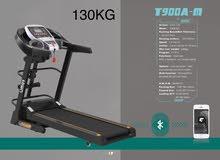 وصل حديثاً جهاز جري خاص للأوزان الثقيله يتحمل وزن الى 130 كيلو إلى 140 كيلو