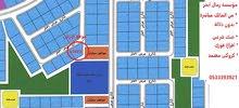 للبيع ارض 1023م راس بلوك ثلاث وجهات بمخطط جوهرة العروس شمال جدة
