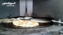 مخبز يعمل بشكل متميز موقع الرصيفه
