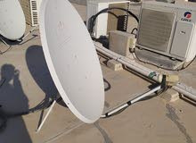 I do any satellite dish sale and installations. nilesat,arobsat,airtel, hotbaird