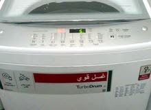 washing machine LG turbo