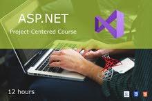 دورة مكثفة في ASP.NET معتمدة على مشروع عملي