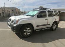 Nissan Xterra car for sale 2011 in Al Masn'a city