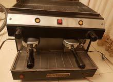 ماكينة قهوة و اسبرسو للبيع
