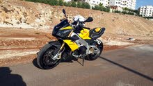 Used Aprilia motorbike in Amman