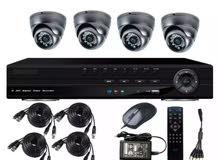مؤسسه مداد للاجهزه الامنيه وكاميرات المراقبه وملحقاتها