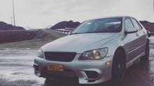 Silver Lexus IS 2002 for sale