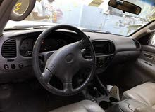 Used condition Toyota Sequoia 2004 with 120,000 - 129,999 km mileage
