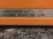 آله طابع قديمه لي محبي الانتيك الكلاسيك اصلي صنع اليابان