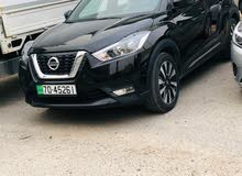 Nissan Kicks car is available for  rent