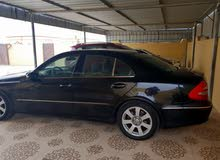 Mercedes Benz E 240 car is available for sale, the car is in Used condition