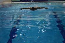 مدرب سباحة