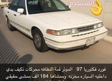 Used condition Ford Crown Victoria 1997 with 180,000 - 189,999 km mileage