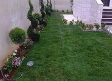 العلاونة لتنسيق وتصميم الحدائق