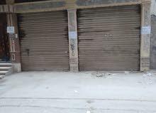 مخزني للإيجار في المحلة الكبرى  سكة زفتي شارع مكة المكرمة