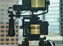 تصوير فيديو وفوتو بايدي حرفية وبمعدات عالية تقنية