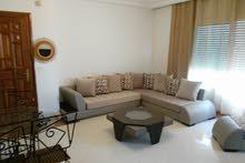 شقة للايجار حي النصر 2،للايجار شقة  مؤثثة عالية الجودة