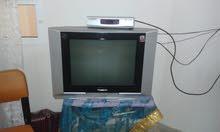 تليفزيون  مع الرسيفر والصحن   للبيع