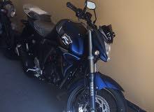 New Yamaha motorbike in Tripoli