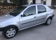 Renault Logan 2008 For sale - Grey color