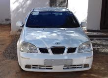 Automatic Used Chevrolet Lacetti
