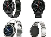 STEEL BAND FOR GEAR S3 FRONTIER AND CLASSIC