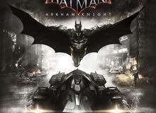 بيع شريط batman arkham knight بل 3 ريال