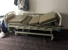 سرير طبي كهربائي  كرت استخدام شهر