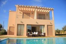فيلا للإيجار 4 غرف ماستر بمدينة مراكش المغربية