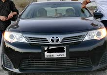 Toyota Camry 2012 in good condition GCC specs