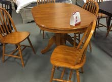 For sale New Tables - Chairs - End Tables in a competitive price