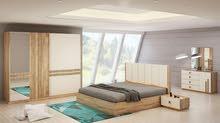 غرفة نوم تركية بتصميم عصري و سعر مخفض