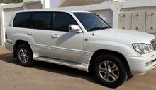 Used condition Lexus LX 2001 with 1 - 9,999 km mileage