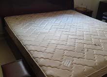 Bedroom Set in Perfect Condition It is King Size Bedroom Set For Sale 170 OMR