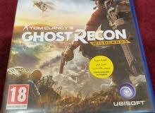 Ghost recons wildlands ps4