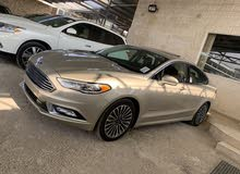 Used condition Ford Fusion 2017 with  km mileage