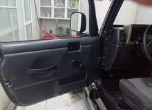 Jeep Wrangler 2006 For sale - Black color