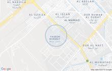 يوجد ثلاثة شقق للايجار مساحه 100 متر في ياسين خريبط قرب مدارس نور الجوادين الأهل