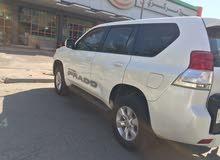 White Toyota Prado 2012 for sale