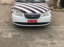 Renting Hyundai cars, Elantra 2008 for rent in Amerat city