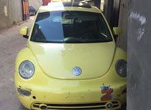 Manual Yellow Volkswagen 2003 for sale