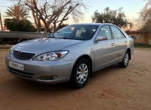Used condition Toyota Camry 2005 with  km mileage