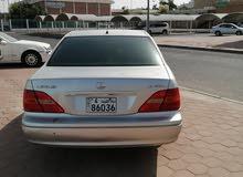 Automatic Lexus 2002 for sale - Used - Al Ahmadi city