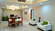 Spacious outstanding 4 bedrooms furnished Penthouse in amwaj Island