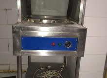 مكينة اطعمة بخارية
